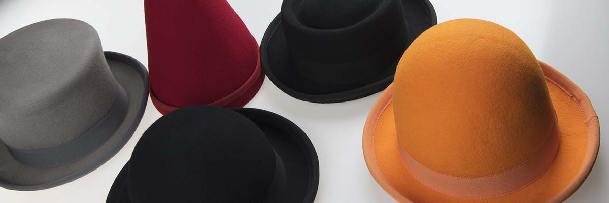 how to select a juggling hat