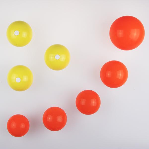 Russian Contact Juggling Ball