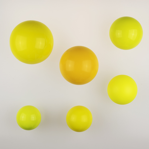 Russian Stage Juggling Balls
