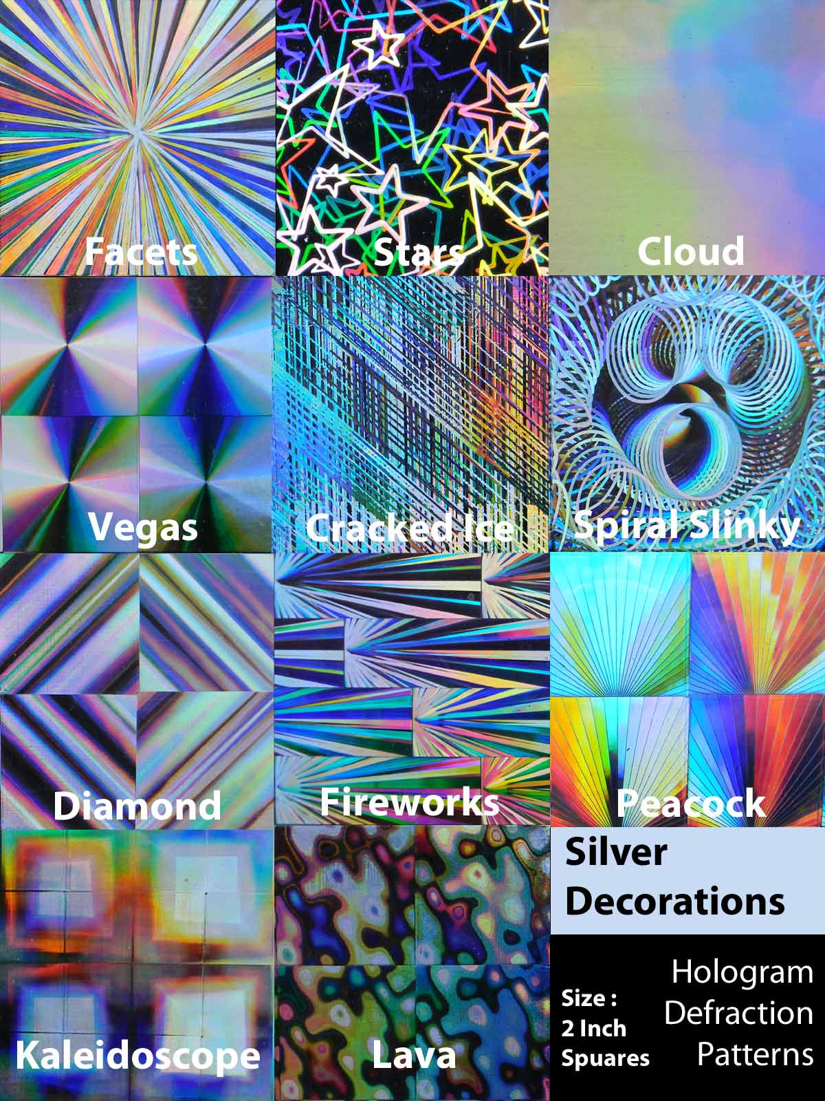 Decoration Patterns