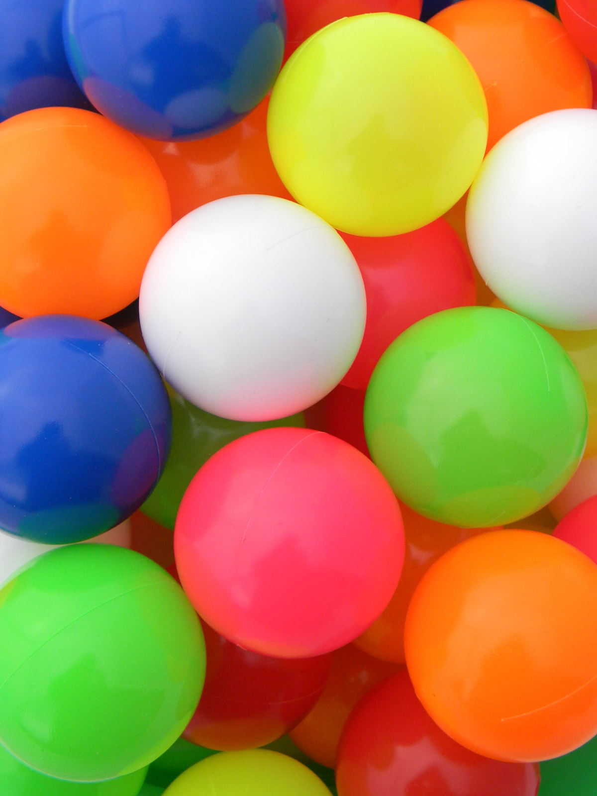 Self Fill Russian Ball Colors