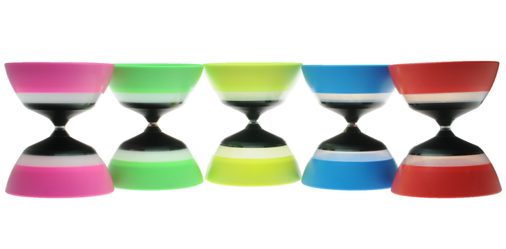 diabolo colors