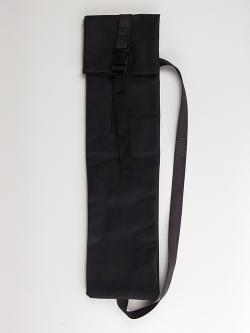 Carrying bag for three-piece fire staff