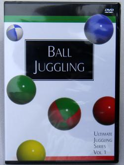 Ball Juggling By Rob Weinstein