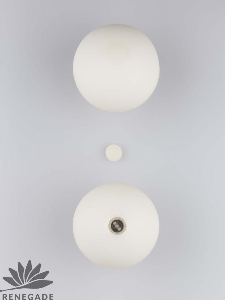 contact glowing juggling balla