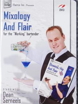 Bartender Flair DVDs