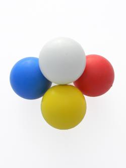 Play G-Force Juggling Bounce Balls. made by Play