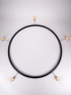 Blazing Star Fire Hoop 5 or 6 Wicks
