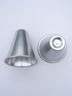 Alloy Shaker Cup