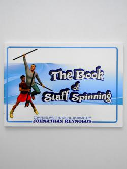 The Book of Staff Spinning Book