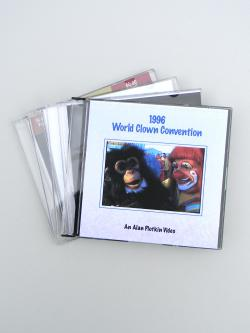 World Clown Fest '96, World Clown Fest Skits/ Laughlin NV DVD