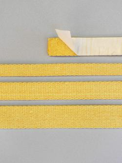 1/8 inch thick Adhesive Kevlar Flat Wick
