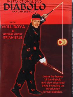 Will Roya Diabolo Instructional DVD