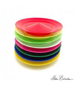 plastic spinning plate