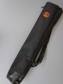 Carrying bags for fire staffs and props