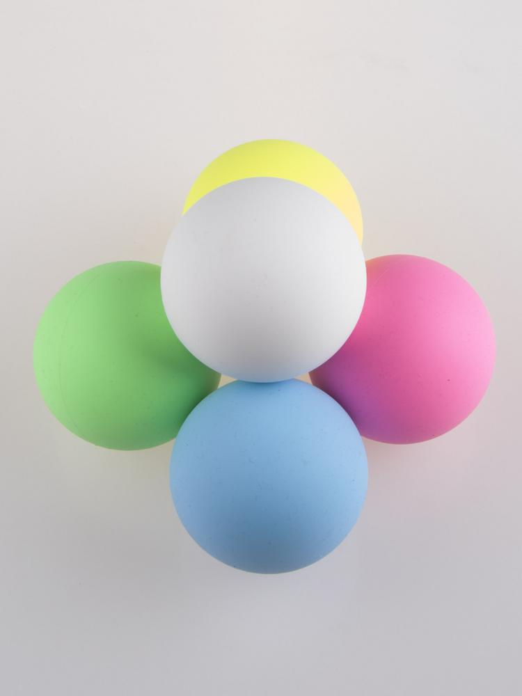 colored silicone balls for juggling