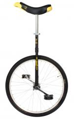 View: QU-AX Luxus 24 inch unicycle black
