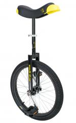 View: QU-AX Luxus 20 inch unicycle black