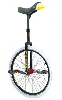 QU-AX Profi 20 inch unicycle black