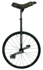 View: QU-AX Race Black Witch 24 inch unicycle