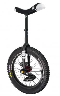 QX Muni 19 inch #rgb trials unicycle