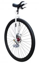 View: QX MUNI 36 INCH DISC Q-AXLE WHITE UNICYCLE