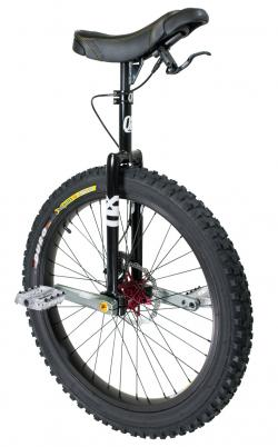 QX MUNI 24 INCH DISC Q-AXLE UNICYCLE
