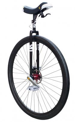 QX MUNI 36 INCH DISC Q-AXLE UNICYCLE