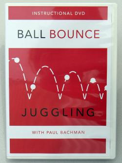 learn bounce juggling DVD
