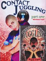 Contact Juggling Part 1 and Part 2 DVD
