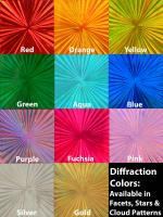 Facets Decoration Colors