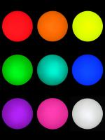 Glow Balls 70mm and 100mm