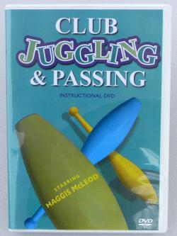 Club Juggling and Passing DVD