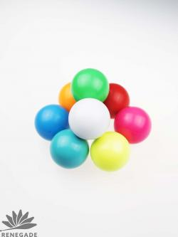 HIX colored juggling balls