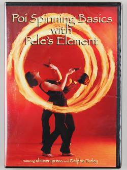 Poi Spinning Basics with Peles Element