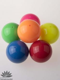 contact juggling ball colors