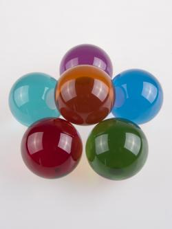 colored acrylic ball 90mm
