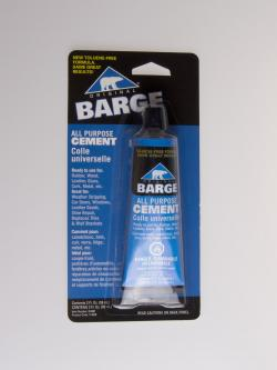Barge Cement Knob Glue