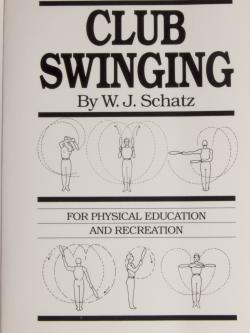 Book of Club Swinging by Ben Richter