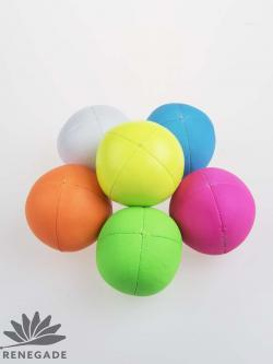 small colorful juggling ball