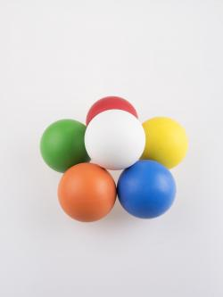bounce balls for juggling
