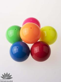 glass bead russian juggling ball