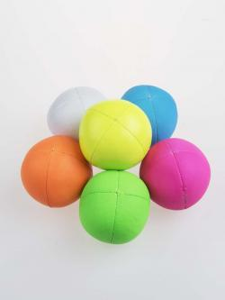 juggling ball in florescent colors