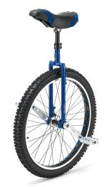 View: Kris Holms Mountain Unicycle 26 inch