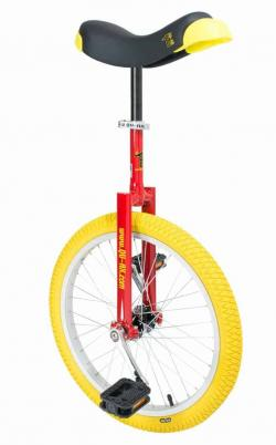 QU-AX Luxus 20 inch unicycle comes in 4 colors