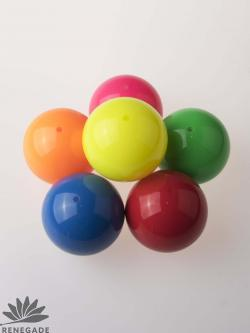 75 mm filled juggling ball