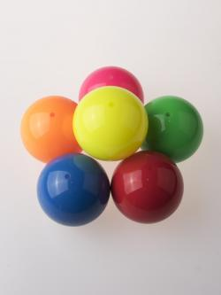 Play MMX3 Filled Stage Ball (75mm, 180 grams)