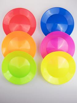 Play Plastic Spinning Plate
