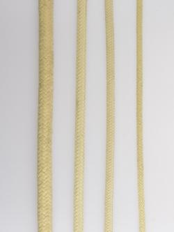 Puro Kevlar (100%) Rope Wick 10mm, 12.5mm, 16mm and 25mm