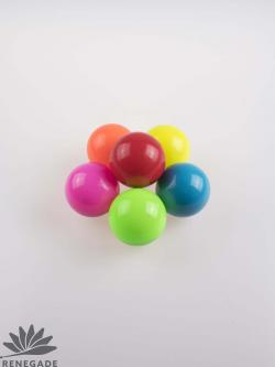 color chromite russian juggling balls